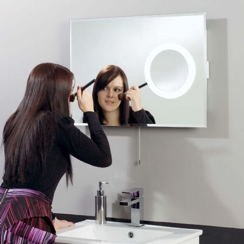 Mirrors with Shaver Socket
